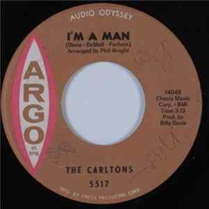 The Carltons - I'm A Man / Keep On Hoping Album
