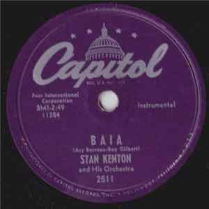 Stan Kenton And His Orchestra - Baia / All About Ronnie Album