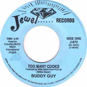 Buddy Guy / Jesse Fortune - Too Many Cooks/ Heavy Heart Beat Album