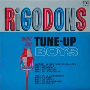 Les Tune-Up Boys - Rigodons Album