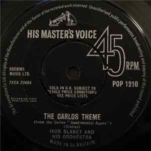 Ivor Slaney And His Orchestra - The Carlos Theme Album