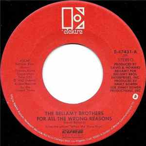 The Bellamy Brothers - For All The Wrong Reasons / This Time Album